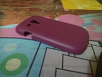 Чехол для Samsung Galaxy S3 mini I8190 S8190 пурпурный
