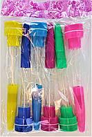 Мыльные пузыри-ручки с печатью и светом, 10 мл, цвета МИКС