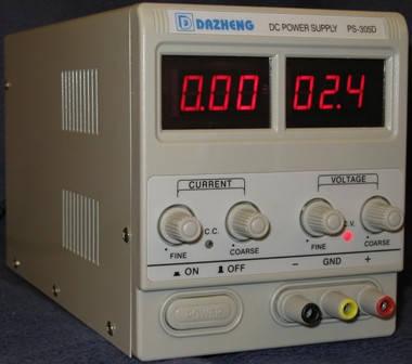 Блок цыфровой питания-PS-305D, фото 2