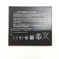 Аккумулятор (Батарея) Microsoft (Nokia) 535 Lumia Dual Sim BL-L4A (1905 mAh) Оригинал