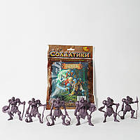 Скелети Битви Fantasy набір воїнів (з гнучкого пластику), арт. 00770, Технолог