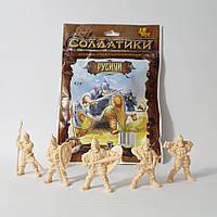 Русичі Битви Fantasy набір воїнів (з гнучкого пластику), арт. 00768, Технолог