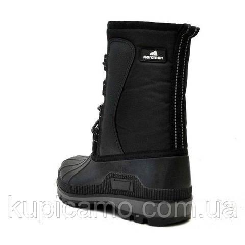 Ботинки зимние (Сноубутсы) для рыбаков и охотников Kraft до -30℃ р. 42