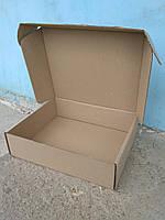 Коробка картонная самосборная (шкатулка) под постельное белье