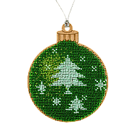 Набор для вышивания бисером по дереву FLK-057
