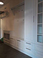 Шкаф на заказ с мдф фасадами