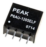 Преобразователь P6AU-1205ELF 12V >+5V +0,2A