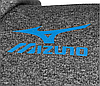 Толстовка с капюшоном (серый меланж) Mizuno Heritage Zip Hoodie K2GC7505-07, фото 3