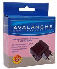 "Зарядное у-во USB ""Avalanche"" ACH-004"