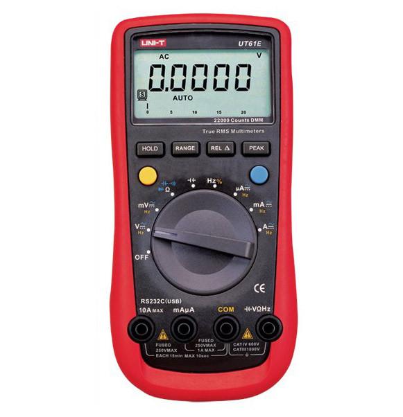 Мультиметр UNI-T 61 E