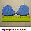 """Вайнер """"Лепесток гибискуса круглый"""", 7 см"""