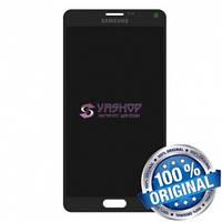Оригинальный дисплейный модуль для Samsung Galaxy Note 4 N910H серый (GH97-16565B)
