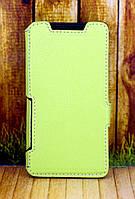 Чехол книжка для Ergo A502 Aurum