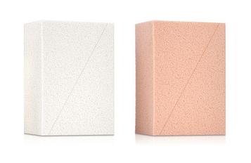 Спонж для макияжа треугольники 4шт. Parisa С-31
