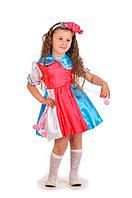Детский костюм Конфетка - хлопушка розовая рост 110-120 см