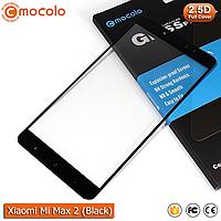 Захисне скло Mocolo Xiaomi Mi Max 2 Full cover (Black), фото 1