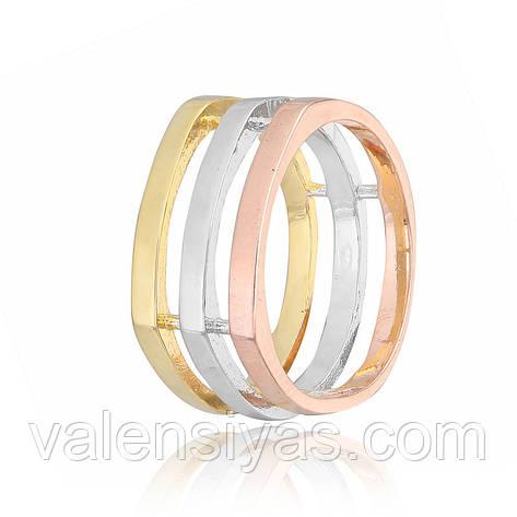 Серебряное кольцо К234/421, фото 2