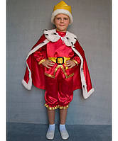 Новогодний костюм для мальчика Король