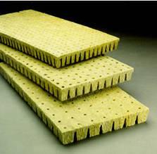 Минераловатный субстрат (кубики, маты, минвата)