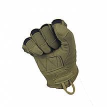 M-TAC ПЕРЧАТКИ ASSAULT TACTICAL MK.6 OLIVE, фото 2