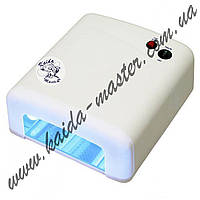 Ультрафиолетовая Лампа для сушки ногтей 818 36 W