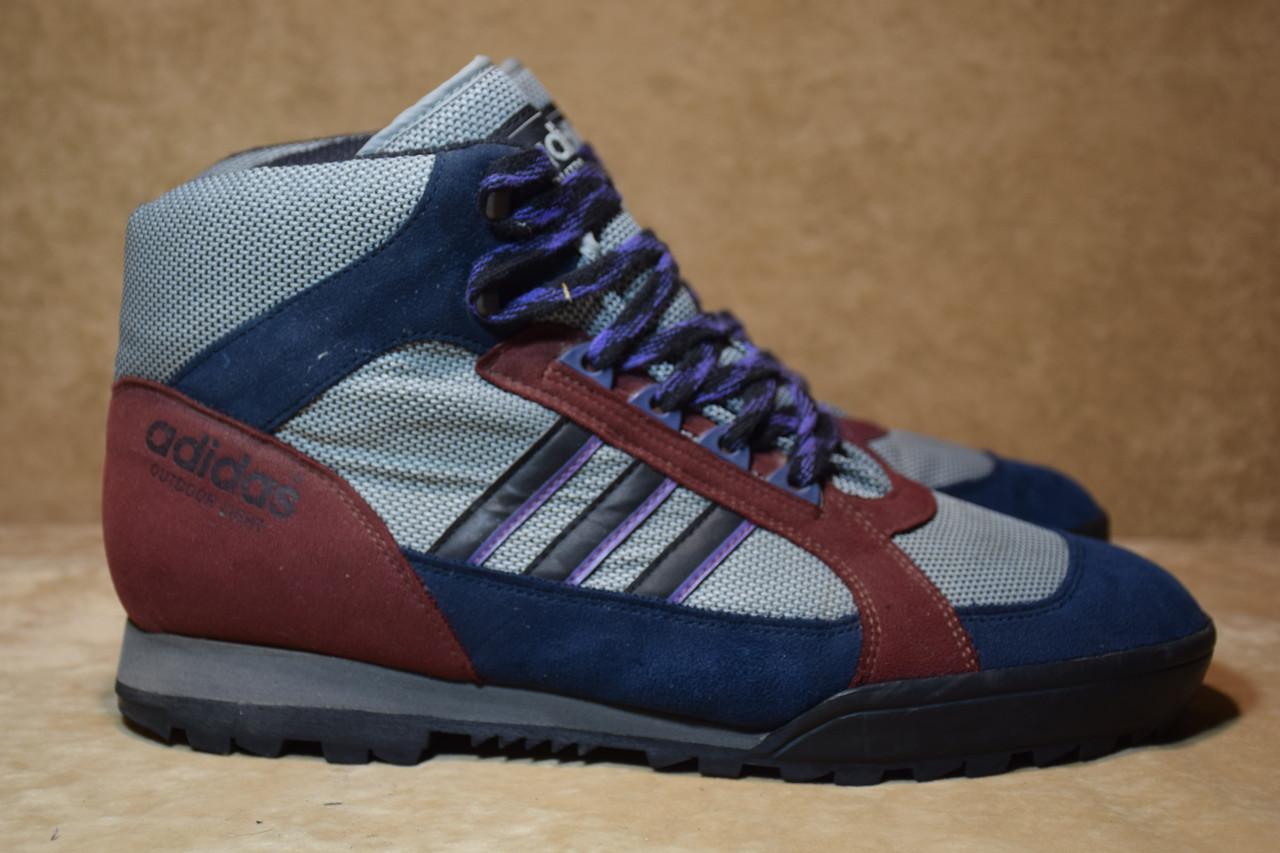 7c2fb9e3a63c60 Adidas Outdoor Light Vintage ботинки. CSFR. Оригинал. 43 р./27.5 см ...