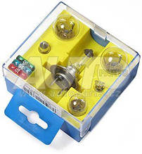 Лампочки сервісний набір H7 12V