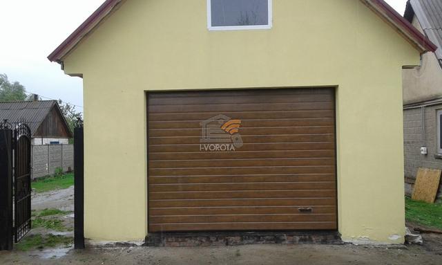 наклейки гаражные ворота