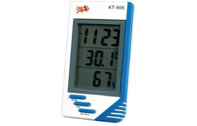 Гигрометр этронный KT-906 , фото 2