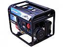 Бензиновый генератор 6,3 кВт AGT 8203 MSB, фото 3