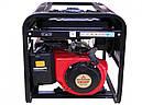 Бензиновый генератор 6,3 кВт AGT 8203 MSB, фото 5