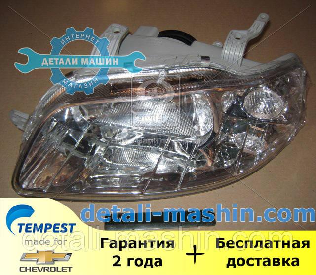 Фара левая электрическая Шевролет Авео Т200 ( -06) (TEMPEST) CHEVROLET AVEO T200
