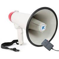 Громкоговоритель рупор мегафон большой HW 20B. Высокое качество. Удобный дизайн. Купить. Код: КДН2514