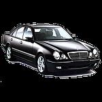 W210 e-class 1995-2003