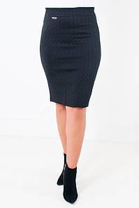 Женская  юбка Рейчел черного цвета
