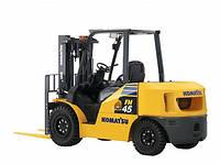 Запчасти Komatsu для вилочного погрузчика FH45-1