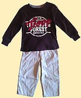 Костюм для мальчика - реглан и брюки, 2г., 4г.