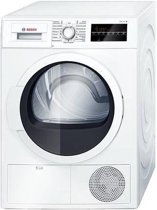 Сушильная машина Bosch WTG 86400 OE, фото 2