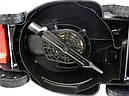 Электрическая газонокосилка AL-KO Classic RSM 3.22SE ширина скашивания 32 см, фото 6