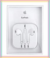 Вкладные наушники с микрофоном для iPhone 5