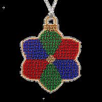 Набор для вышивания бисером по дереву FLK-067