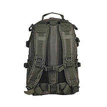 M-TAC РЮКЗАК URBAN LINE CHARGER HEXAGON PACK OLIVE, фото 3