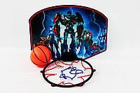 Баскетбольный набор M0067 240шт2 корзина,мяч,в пак.3424см