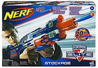 Бластер Nerf 98695 НерфЭлит Стокэйд N-Strike Elite Stockade Blaster