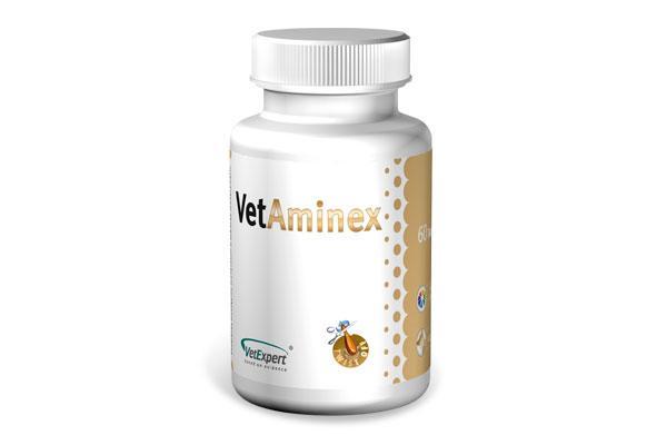 Витаминная и минеральная добавка Vet Expert для собак и кошек, 60 капс