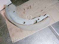 Колодка тормоза ГАЗ 3302 задняя с накл. (1шт.) (пр-во ГАЗ) 3302-3502090