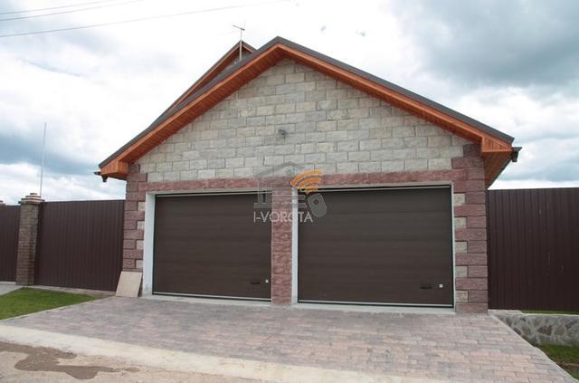 авито купить гаражные ворота бу