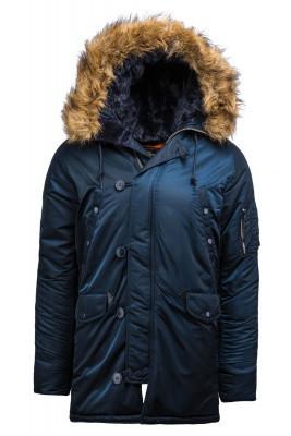Куртка аляска Slim Fit N3b Parka Alpha Industries