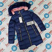 Зимняя  подростковая куртка для девочек  оптом   NM