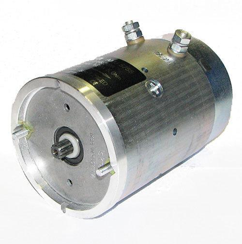 Электродвигатель Letrika Iskra 24V - 1,8 KW AMJ5755
